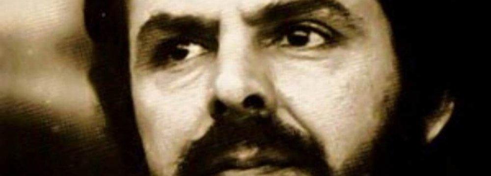 Documentary on  Sohrab Shahid-Saless