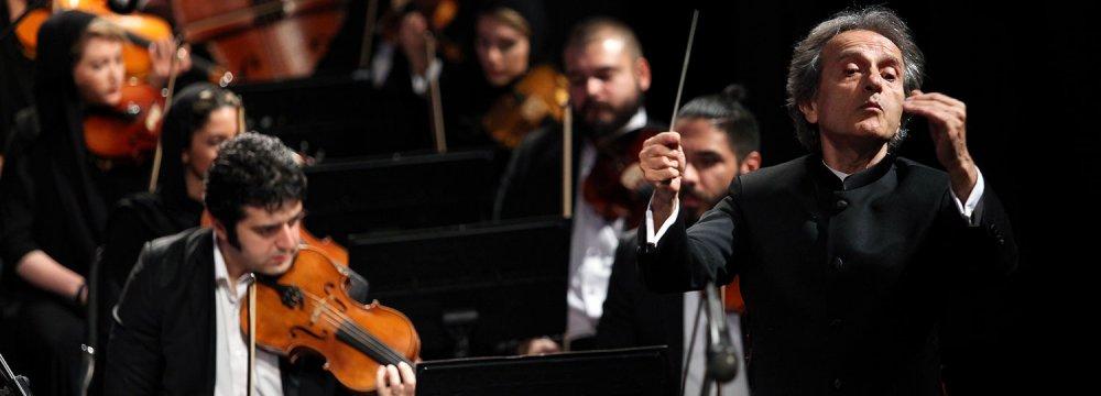 Tehran Symphony Will Honor Team Melli