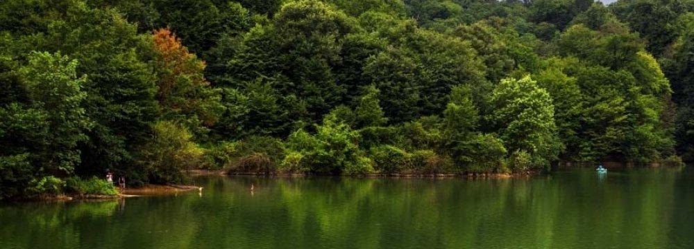 Lake Shourmast