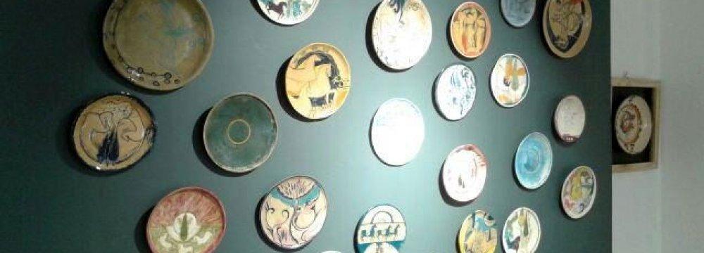 Paintings in Herat School of Art