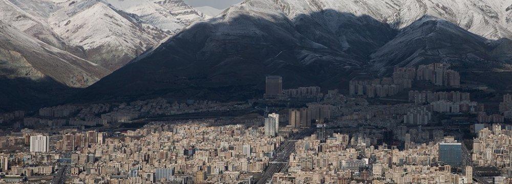 SCI Scrutinizes Iran's Q4 Real-Estate Market