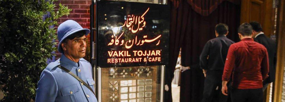 Historical Cafe-Restaurant Opens in Tehran