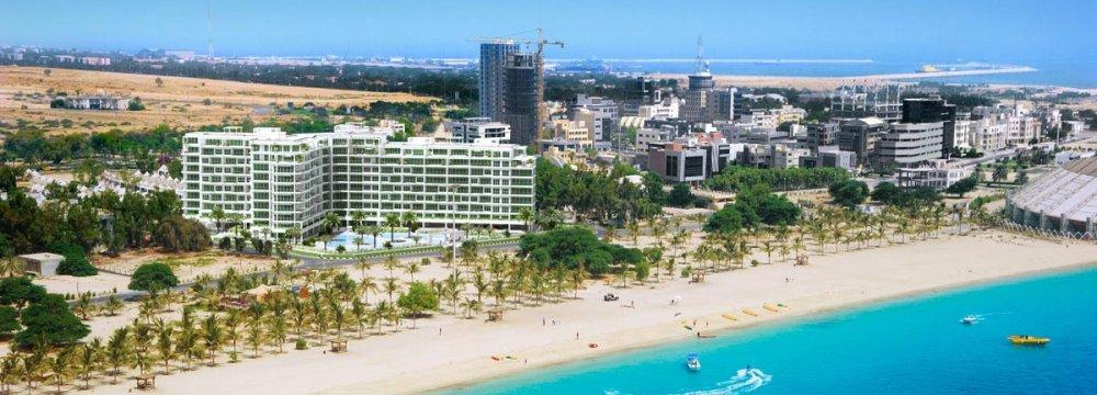Resort Island in Partnership With ECO