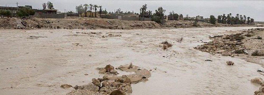 Expert Sheds Light  on Flood Risk