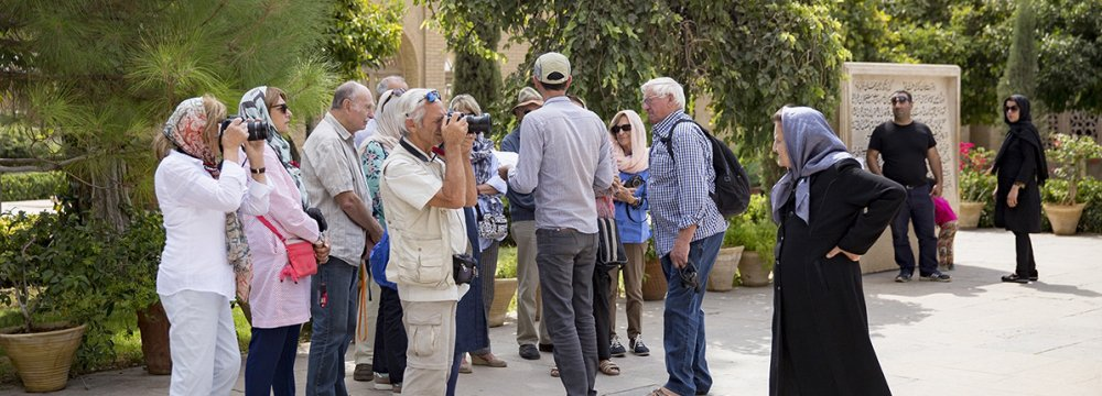 Iranian Tourist Guides Need to Gain Greater Expertise