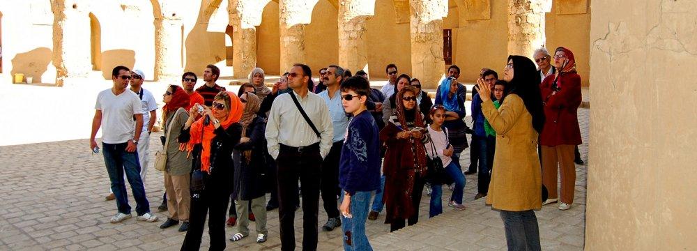 Parliament to Address Demands of Tour Guides