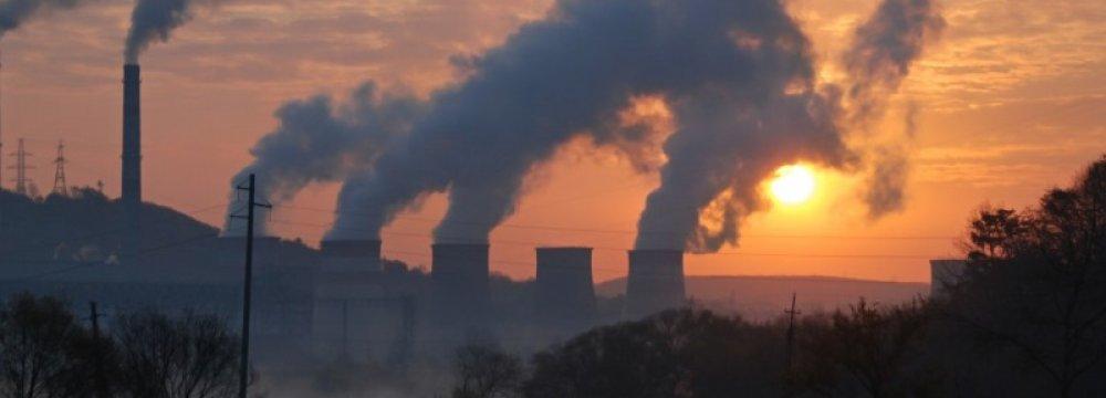Warmer Summer Days  Herald Dust, Ozone Pollution