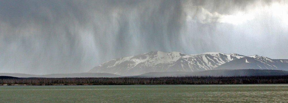 Rainfall to Keep Feeding Thirsty Soil