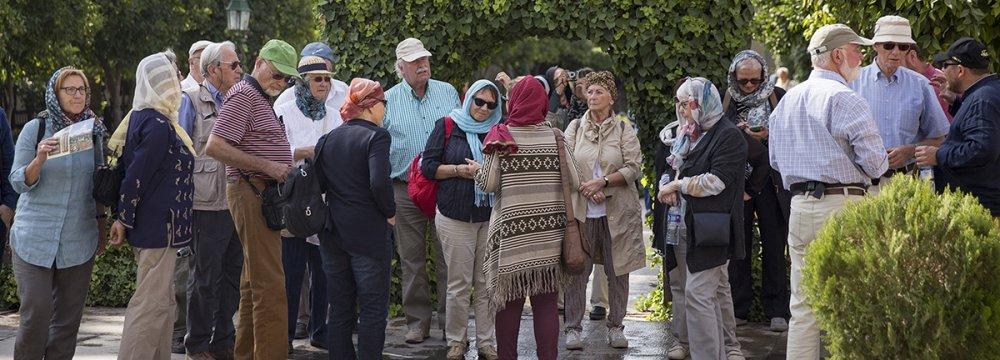 Inbound Tourists Up 30%