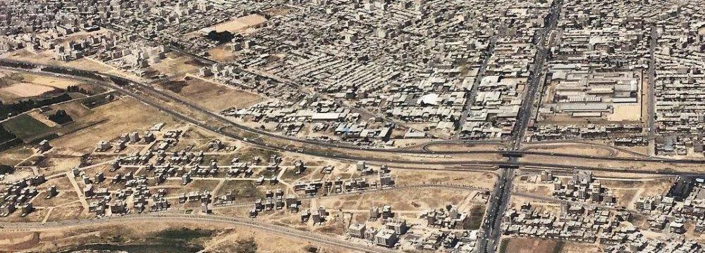Plan to Restore Shiraz Old Texture