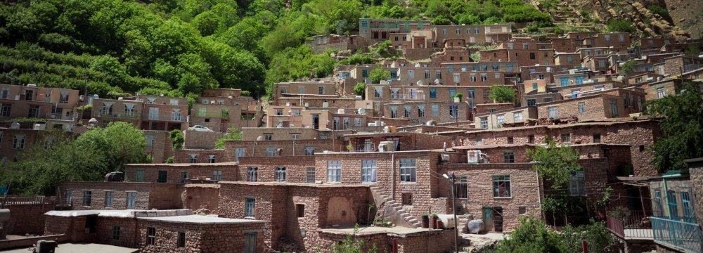 10 Villages in West  Gain Heritage Status