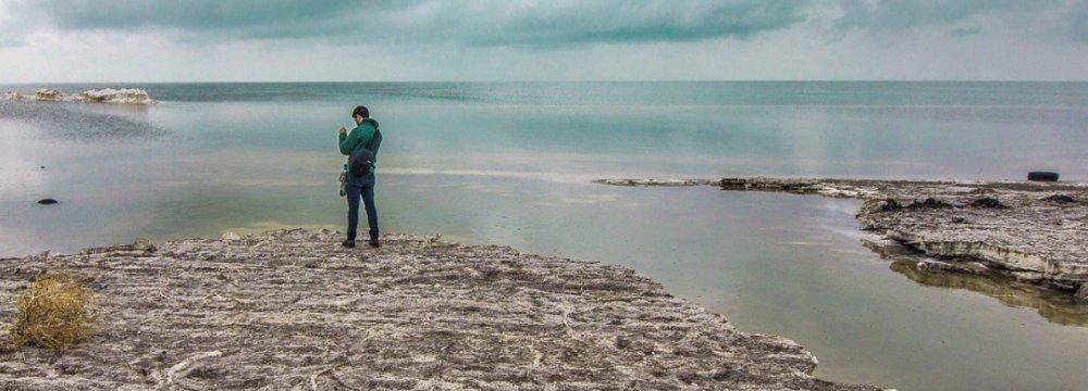 DOE Pulls the Plug on Artificial Pond to Undo Harm to Urmia Lake