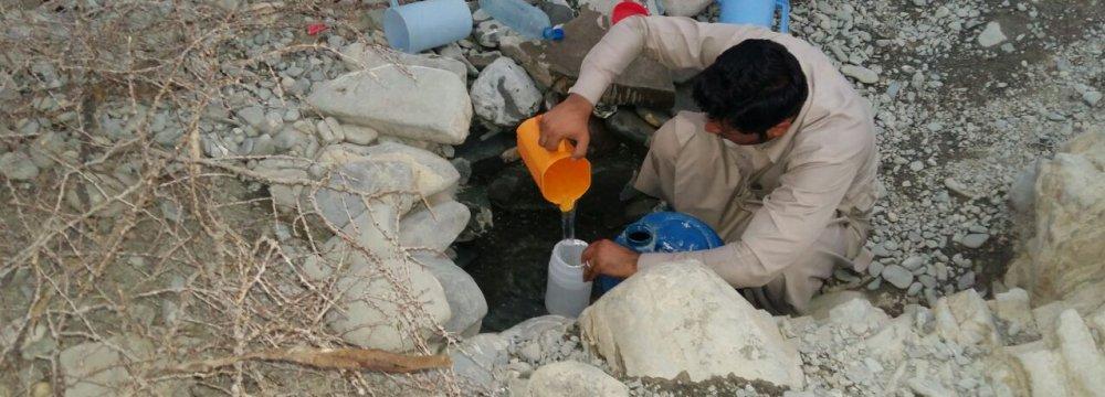 Potable Water for Sistan Village