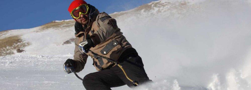 Ardebil Plans Ski Resorts to Entice Winter Visitors