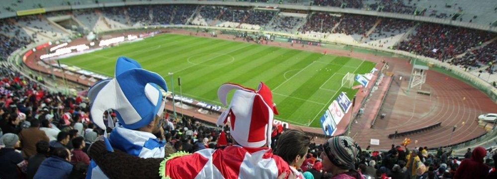 Alireza Faghani to Judge,  FIFA's Infantino Will Watch