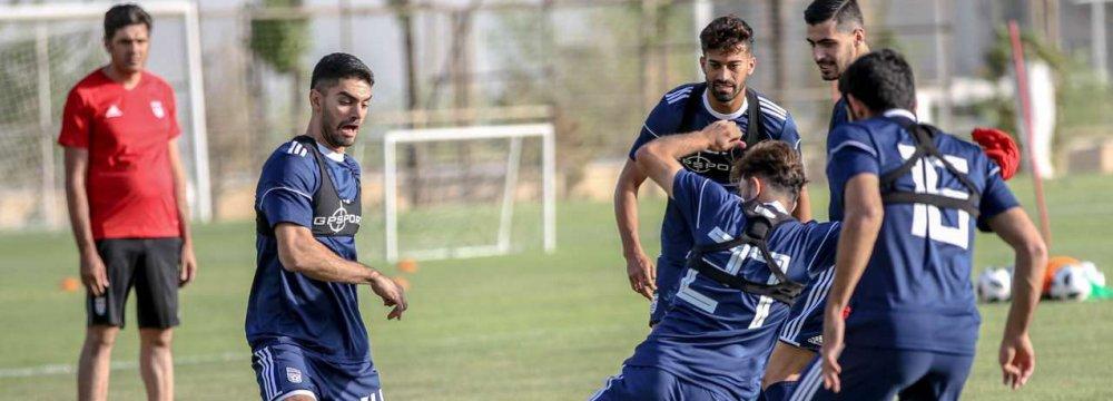 Team Melli to Play  Uzbekistan in Friendly