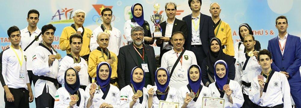 Iran delegation