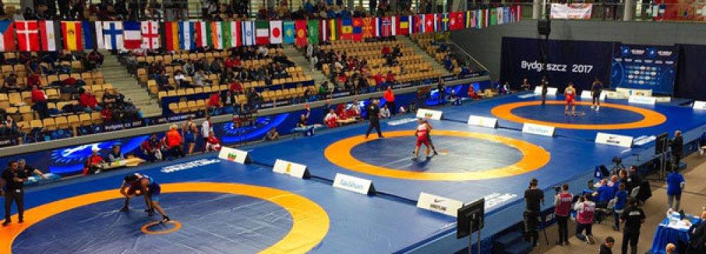 US Sanctions Hurting Wrestlers