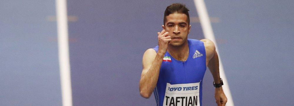 Taftian Finishes 5th at Birmingham