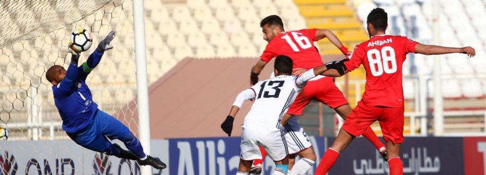 Tractorsazi Runs Winless in AFC Championships