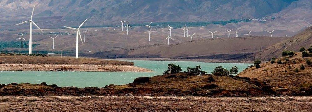 Manjil Wind Power Making Its Mark