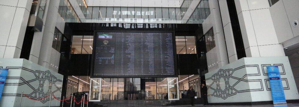 Tehran Stocks Advance