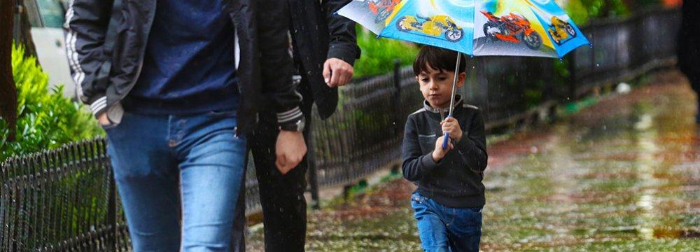 Higher Precipitation Reported in Iran: Rain Brings Some Respite