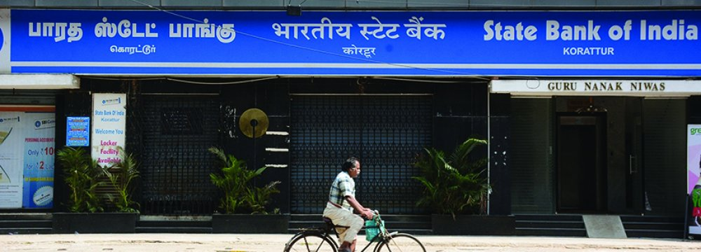 SBI Alerts Branches on Iran Dealings