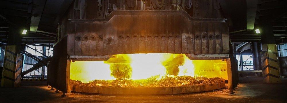 2 Steel Plants Come on Stream in Iran's Hamedan Province