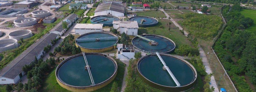 Wastewater Treatment Capacity Up 149%