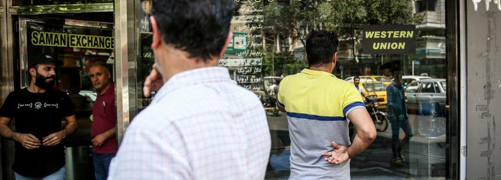 Forex, Gold Descend in Tehran Market