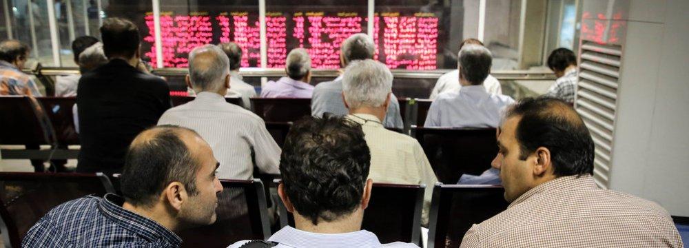 Hot Autumn for Tehran Stocks