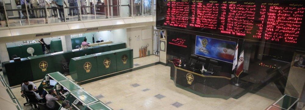 Tehran Stocks Rise 0.6%