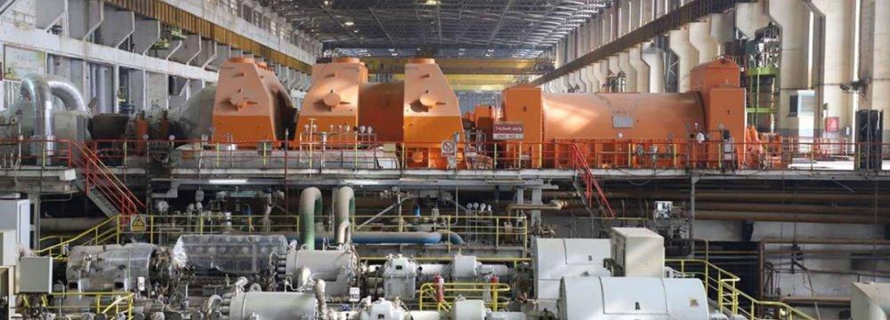 Power Supply Restrictions on Industries Removed: Tavanir