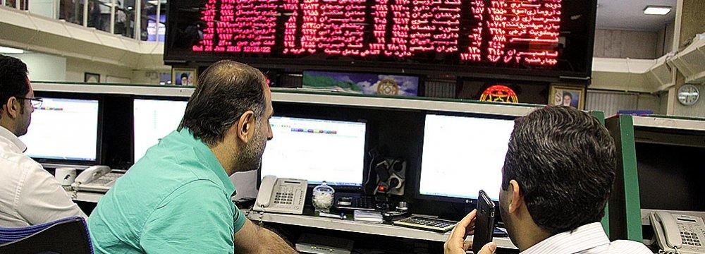 Tehran Stocks Rebound After Brief Correction