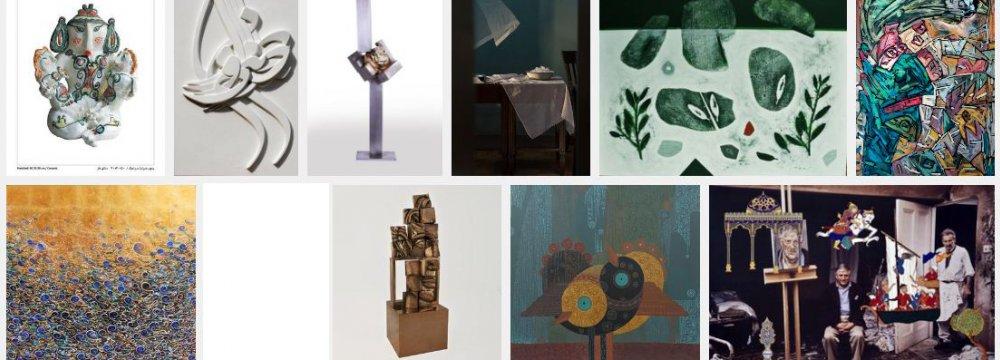 Online Sale  of Artworks