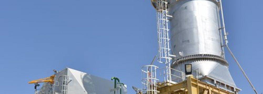 42MW Power Plant Comes On Stream in Zahedan