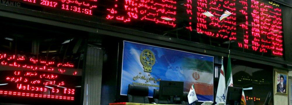 Tehran Stocks Slide 1.4%