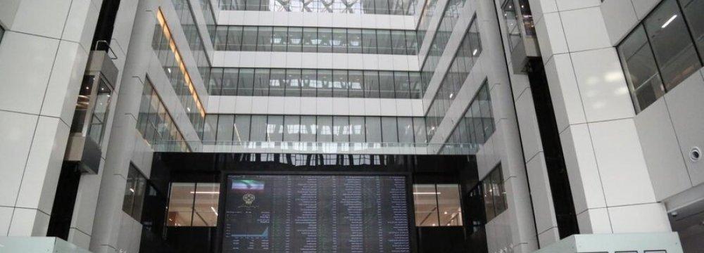 Tehran Stock Exchange Buoyed by Banks, Commodity Stocks