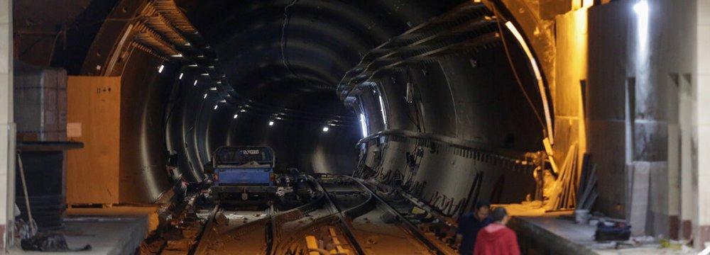 Karaj Subway Project Makes Slow Progress