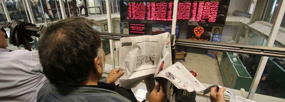 Tehran Stocks End Week Flat as Traders Await Forex Stability