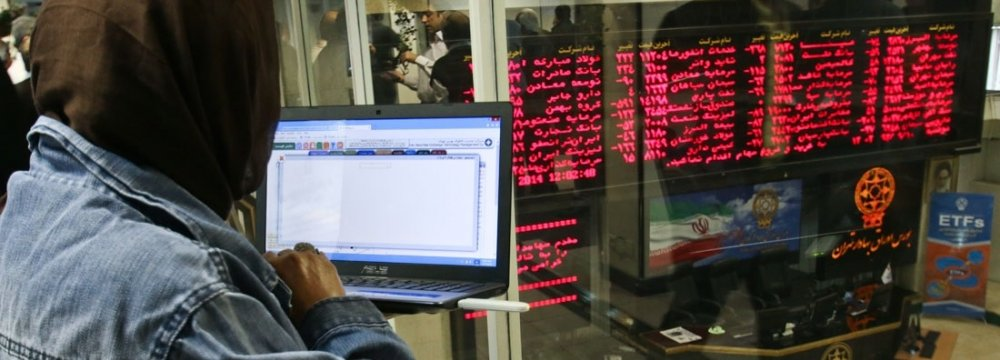 Tehran Stock Market to Benefit From Rising Dollar