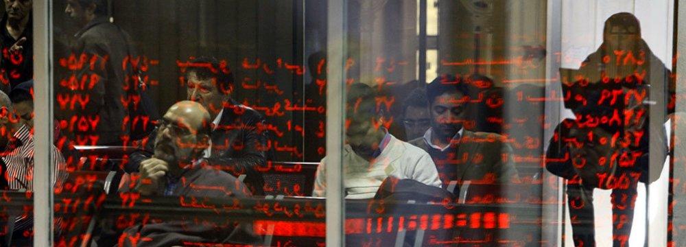 Tehran Stocks Face Selloff Pressure