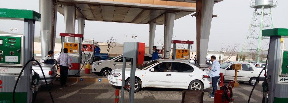 CNG-Hybrid Output Declines in Iran Despite Increasing Demand