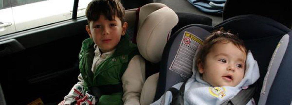 Children Constitute 13% of Road Traffic Victims