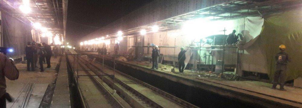 Tehran Metro Plans Four New Extensions