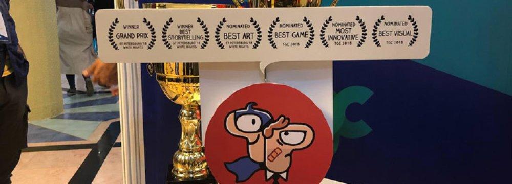 Iranian Video Game Flipping Filip Wins IMGA MENA Award