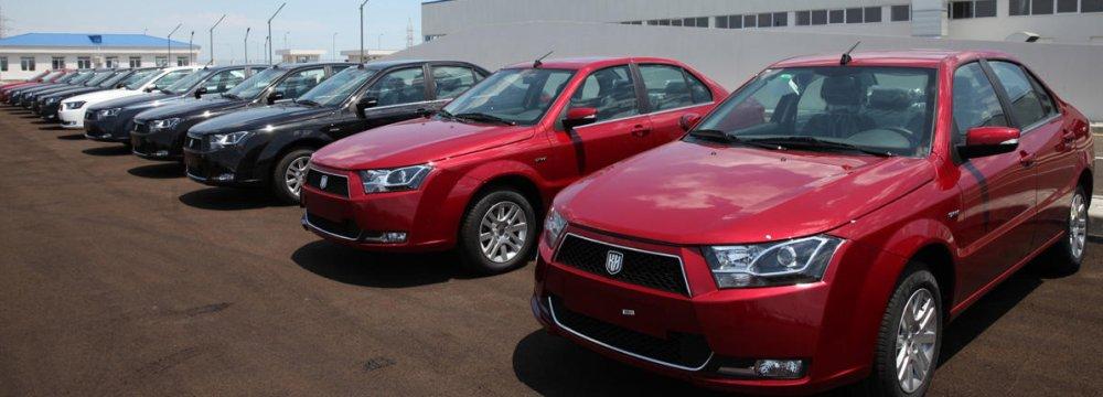 Joint Iran-Azeri Car Company Eyes Russia, Georgia Markets