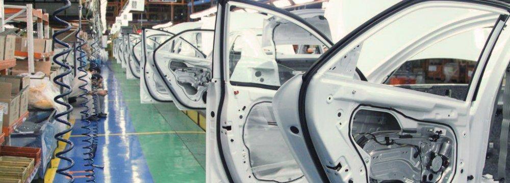 Iran Industries Minister: IKCO-SAIPA Debts Reach $8.8 Billion