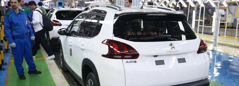 US Sanctions Against Iran Hurting Renault, Peugeot